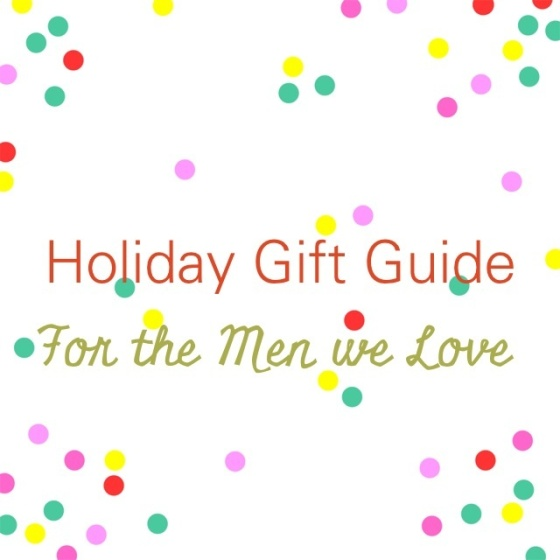 Holiday Gift Guide - Men